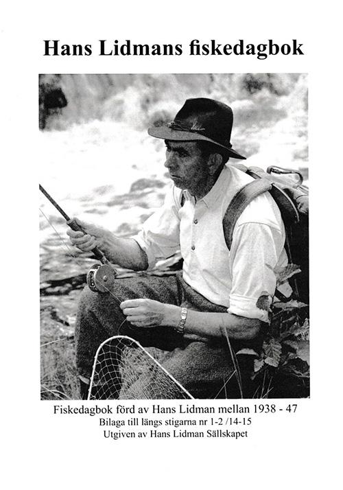 Hans Lidmans fiskedagbok