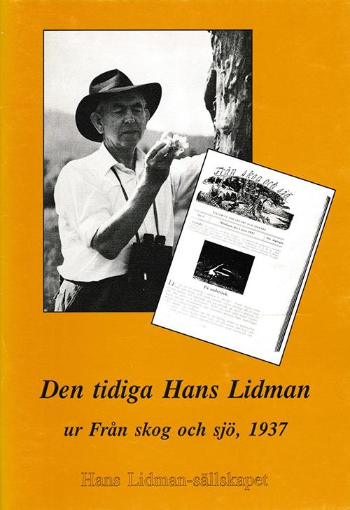 Den tidiga Hans Lidman