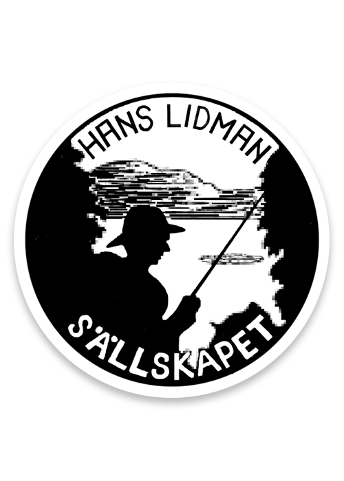 Tygmärke Hans Lidman Sällskapet